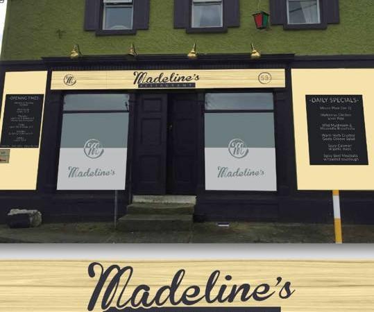 Madeline's Restaurant Restaurant/Cafe
