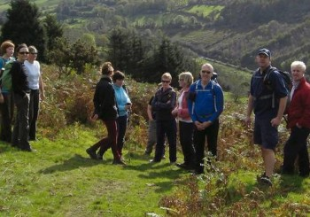 Tinahely Walking Club Schedule  Jan 2018 to Mar 2018