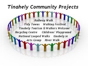Tinahely Community Projects Logo