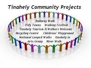 Tinahely Community Projects Logo
