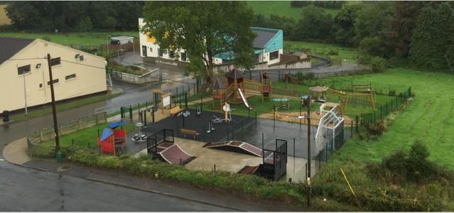 Tinahely playground