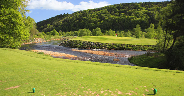 Woodenbridge golf course
